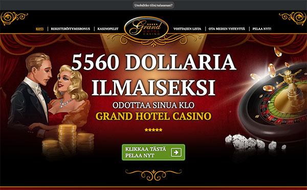 Grand Hotel Casino Suomi