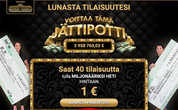 Casino Classic Suomi