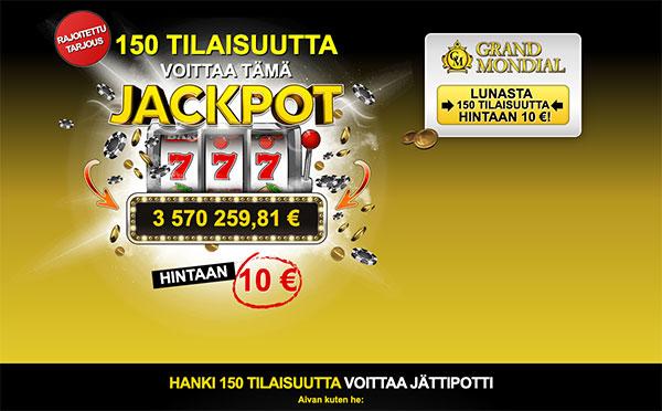 Grand Mondial Casino Suomi
